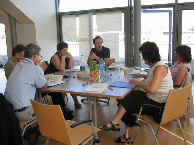 photo réunion travail